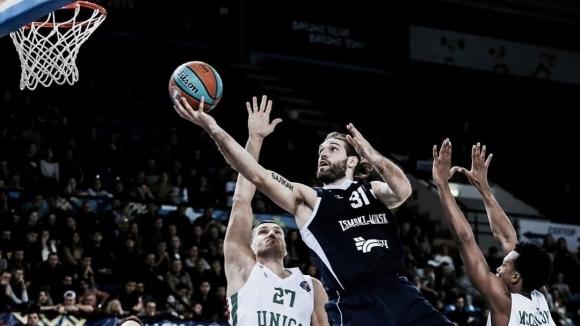 Бившият баскетболист на Балкан (Ботевград) Александър Гаврилович изпрати съобщение до