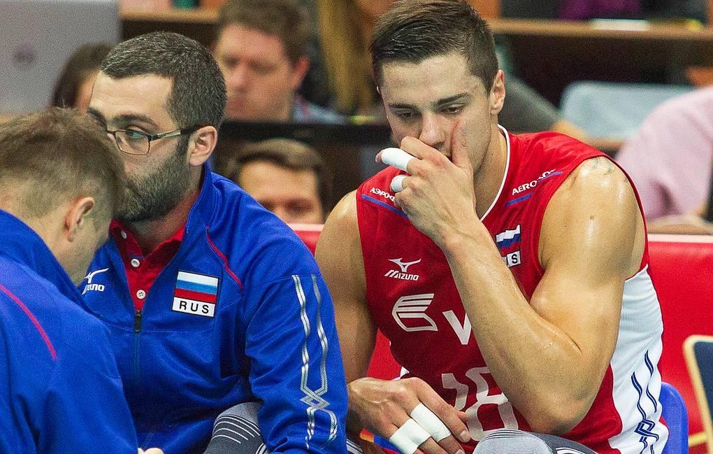Руският волейболист Павел Мороз ще възобнови кариерата си, след като