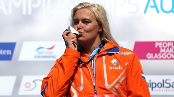 Олимпийската шампионка по плуване на 10 км в открити води