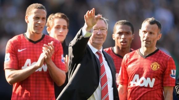 Легендарният защитник на Манчестър Юнайтед Рио Фърдинанд заяви, че е