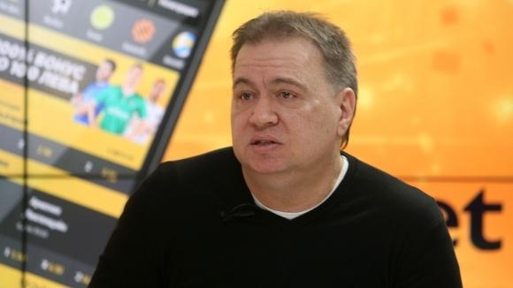 Мениджърът Николай Жейнов отговори остро на изпълнителния директор на Левски