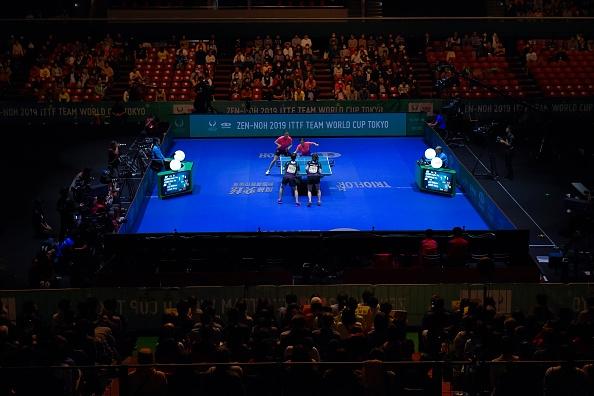 Изпълнителният комитет на Международната федерация по тенис на маса (ITTF)