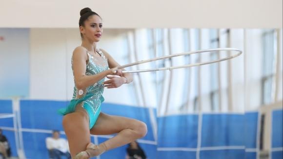 Капитанът на Национален отбор по художествена гимнастика индивидуално жени Невяна