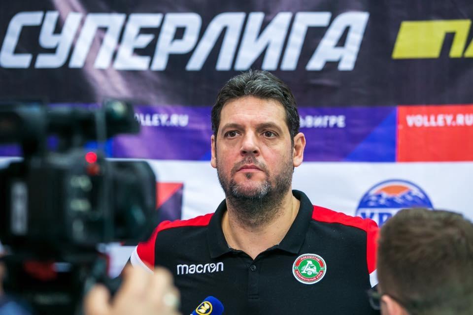 Пламен Константинов изведе Локомотив (Новосибирск) до първа историческа титла в
