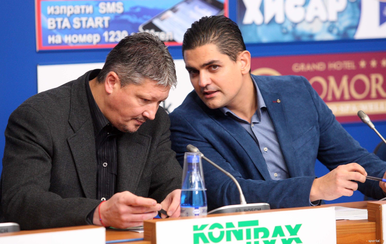 Бившият адвокат на ЦСКА Радостин Василев, който продължава да работи