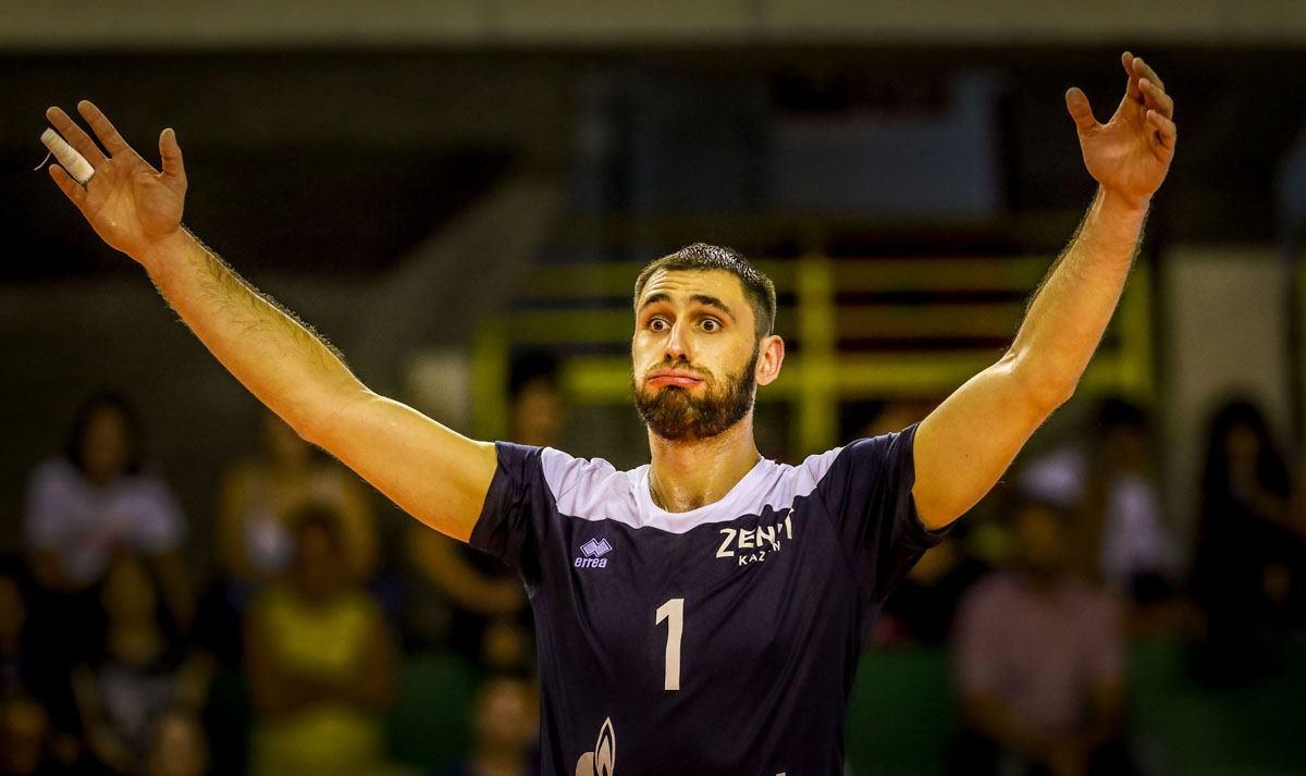 Лидерът на националния ни отбор по волейбол Цветан Соколов се