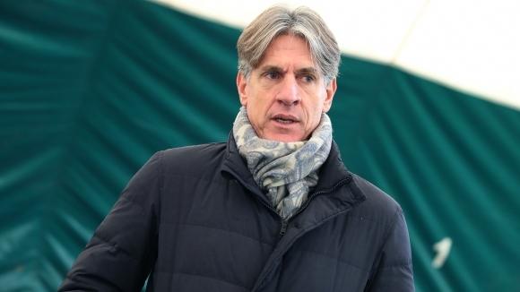 Спортният директор на ЦСКА-София Кристиано Джарета излезе с коментар на
