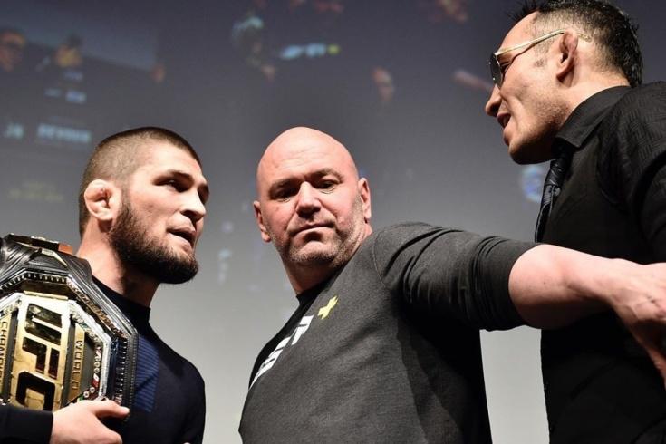 Президентът на UFC Дейна Уайт сподели мислите си за предстоящия