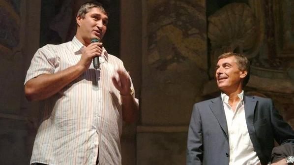 Новият президент на Българската федерация по волейбол Любо Ганев даде