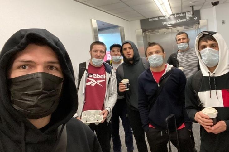 Вчера Хабиб Нурмагомедов взриви социалните мрежи, след като потвърди, че