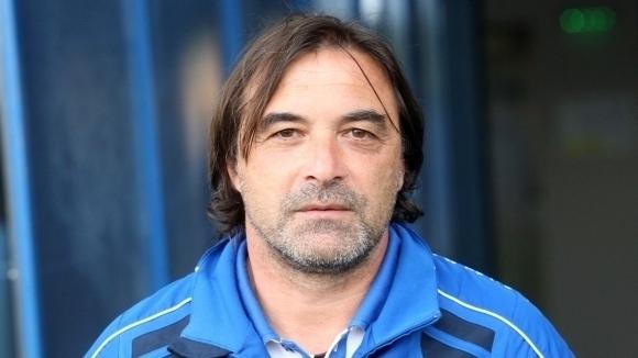 Треньорът на Черноморец (Балчик) Георги Иванов - Геша коментира пред