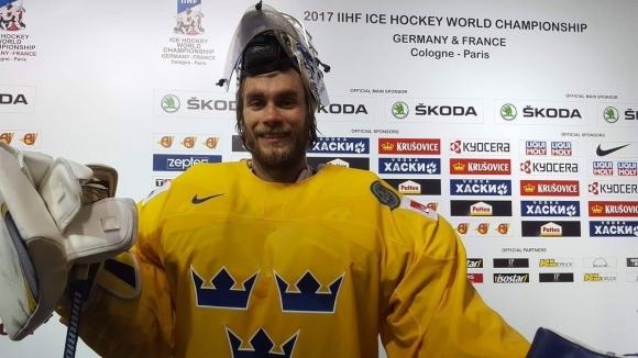Световният шампион с Швеция през 2017 година Еди Лек обяви