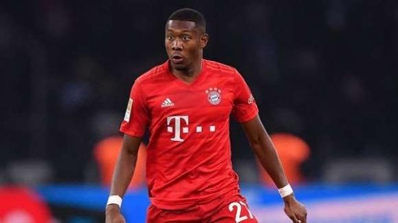 Защитникът на Байерн Мюнхен Давид Алаба отхвърли предложението на клуба