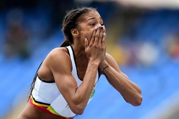 Олимпийската шампионка в седмобоя от Рио де Жанейро 2016 Нафисату