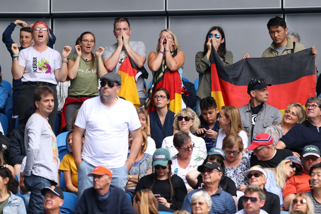 Мнозинството от германците подкрепя спирането или отлагането на спортни събития