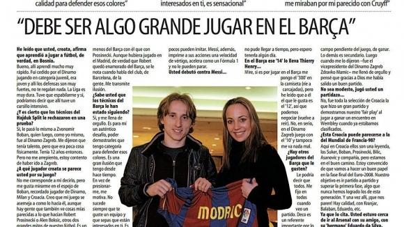 Кой би си представил Зинедин Зидан в Барселона, Андрес Иниеста