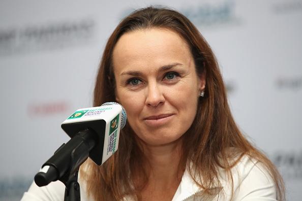 Легендарната швейцарска тенисистка Мартина Хингис си припомни паметна дата в