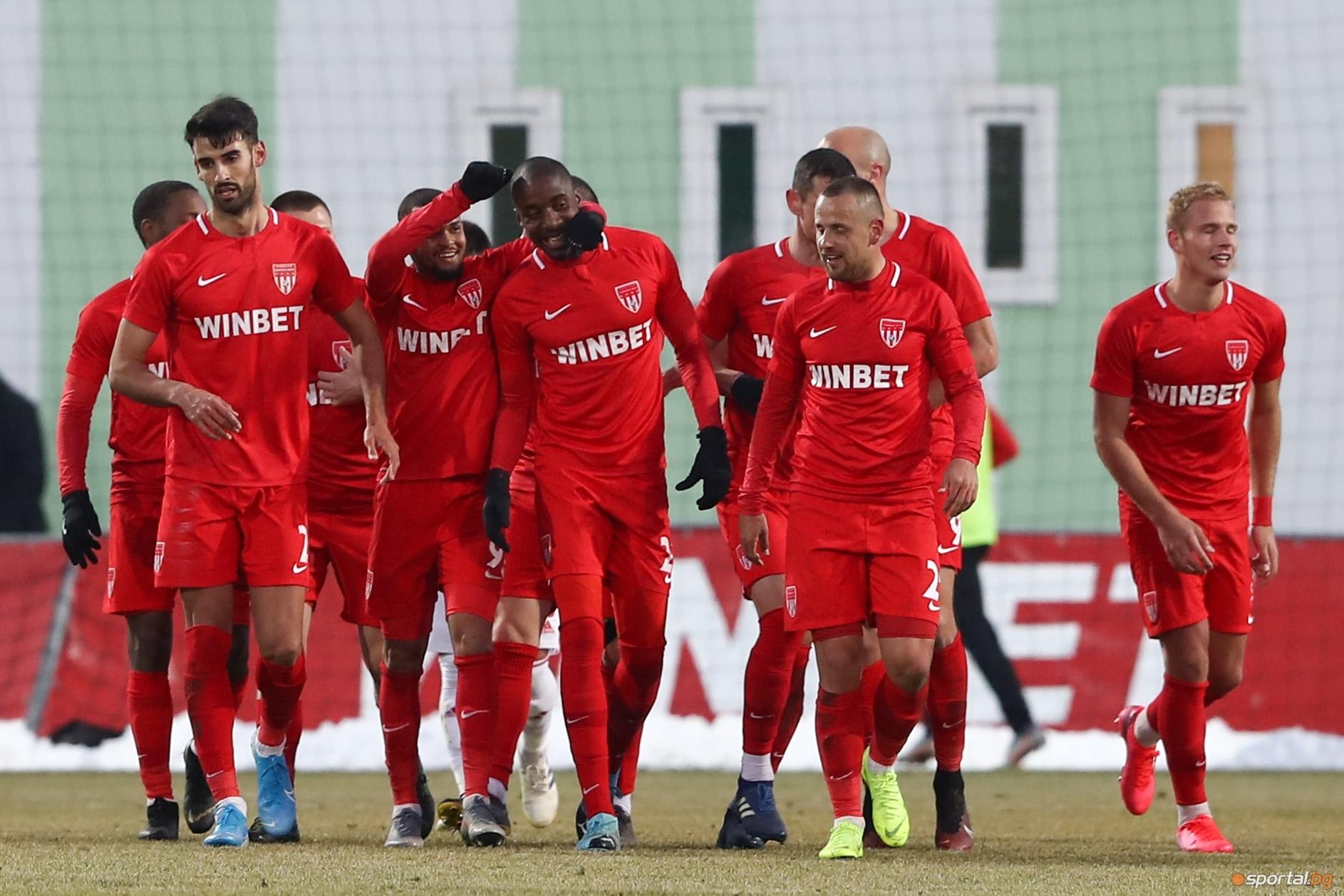 В Царско село е постигнато споразумение с футболистите на отбора