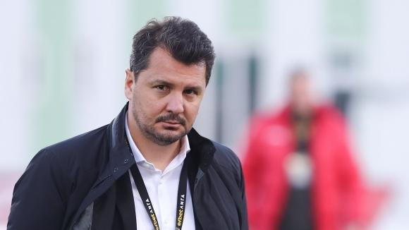 Старши треньорът на ЦСКА-София Милош Крушчич даде интервю за