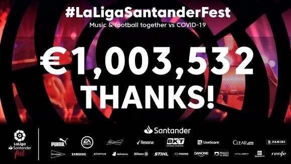 Съвместната инициатива на LaLiga и Universal Music пожъна огромен успех