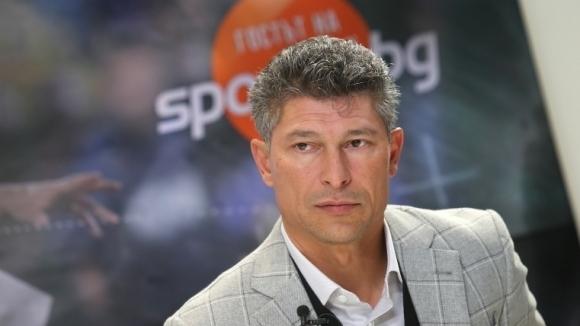 Легендата на българския футбол Красимир Балъков даде специално интервю за