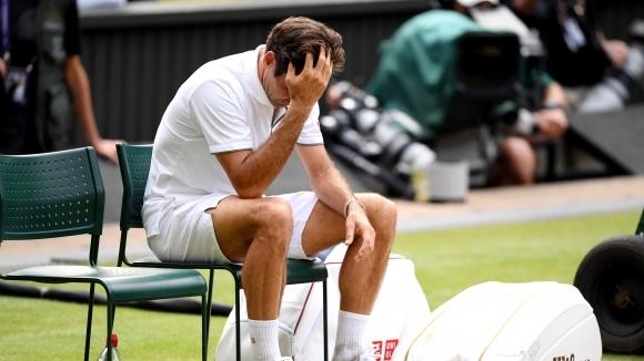 Роджър Федерер остана изключително разочарован, след като организаторите на