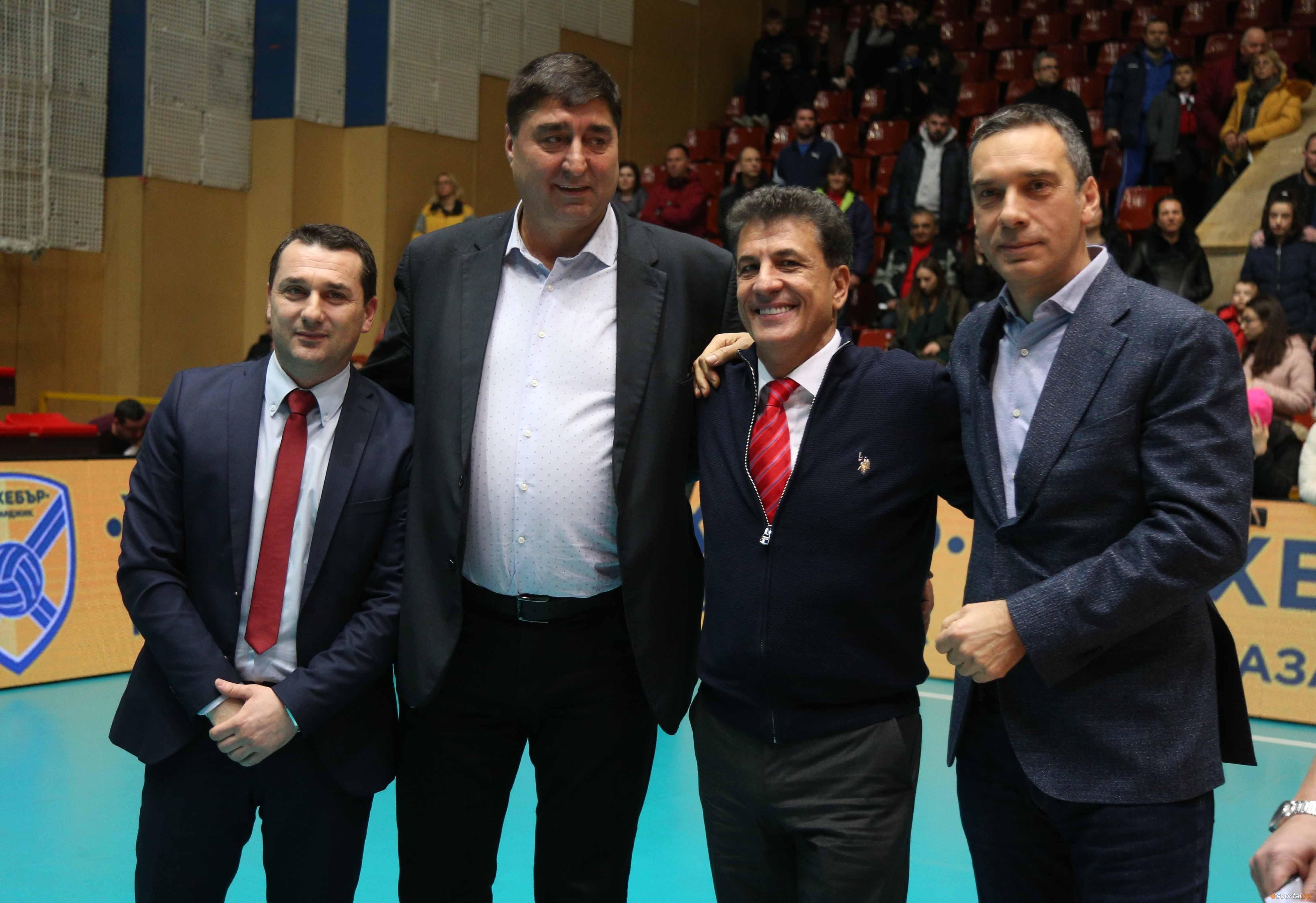 Вчера Управителния съвет на Българската федерация по волейбол реши да