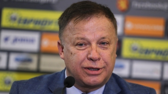 Изпълнителният директор на БФС - Борислав Попов, заяви, че другата