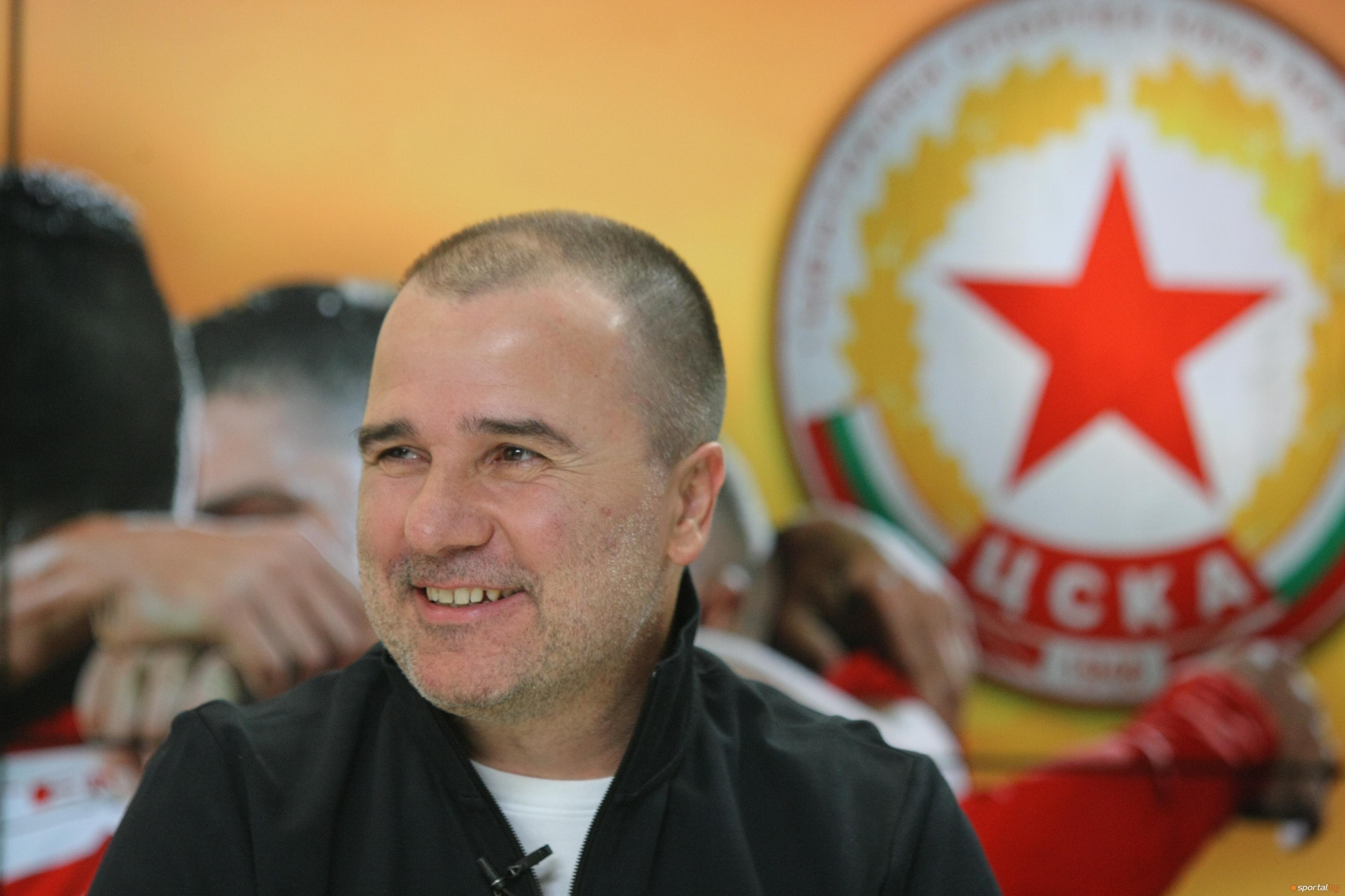 Бизнесменът Цветомир Найденов, който е собственик на най-големия дарител в