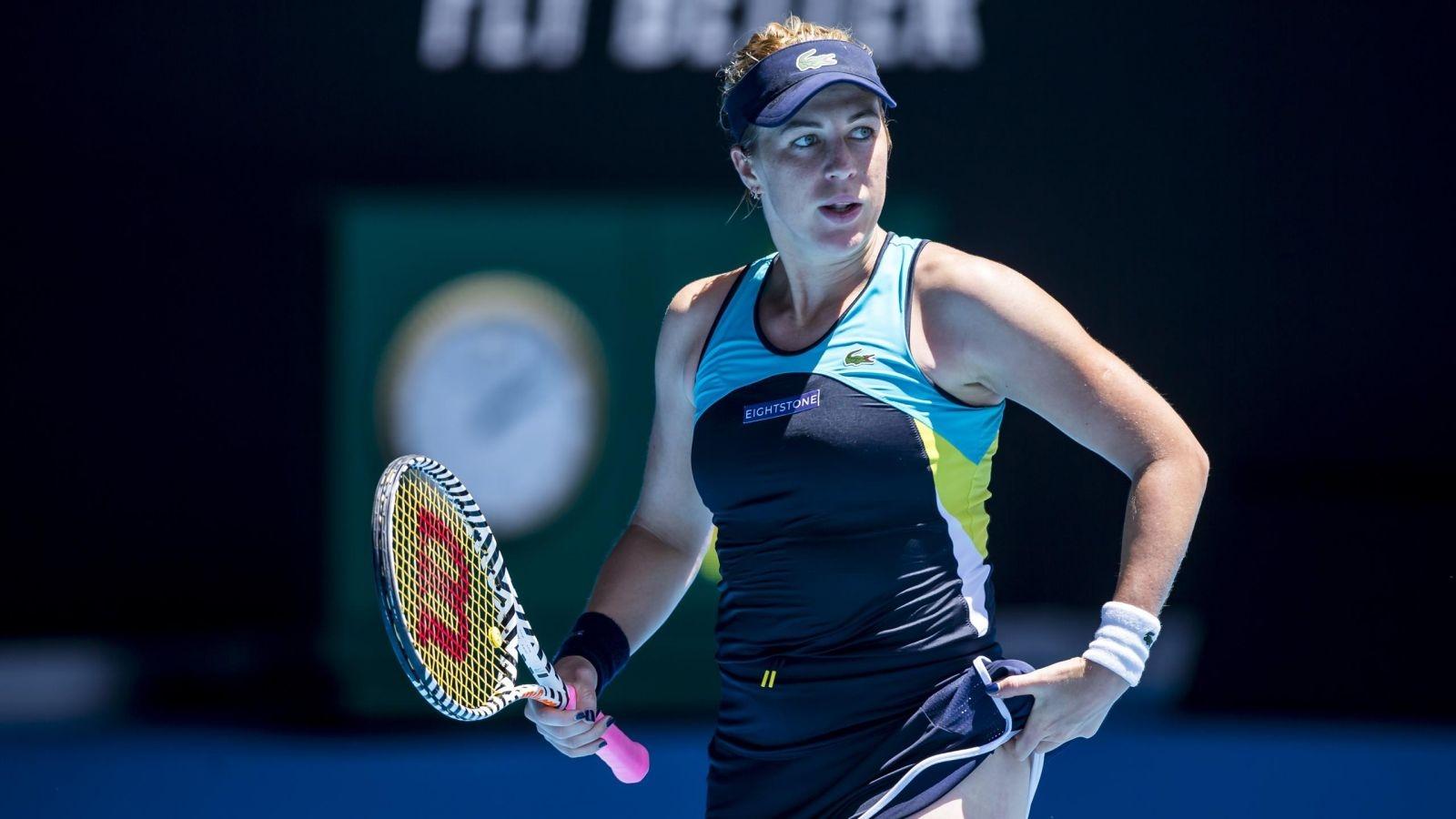 Руската тенисистка Анастасия Павлюченкова не издържа на гледката на новия