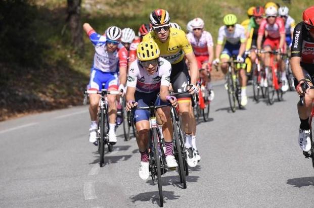 "Директорът на ""Тур дьо Франс"" Кристиан Прюдом обяви, че засега"