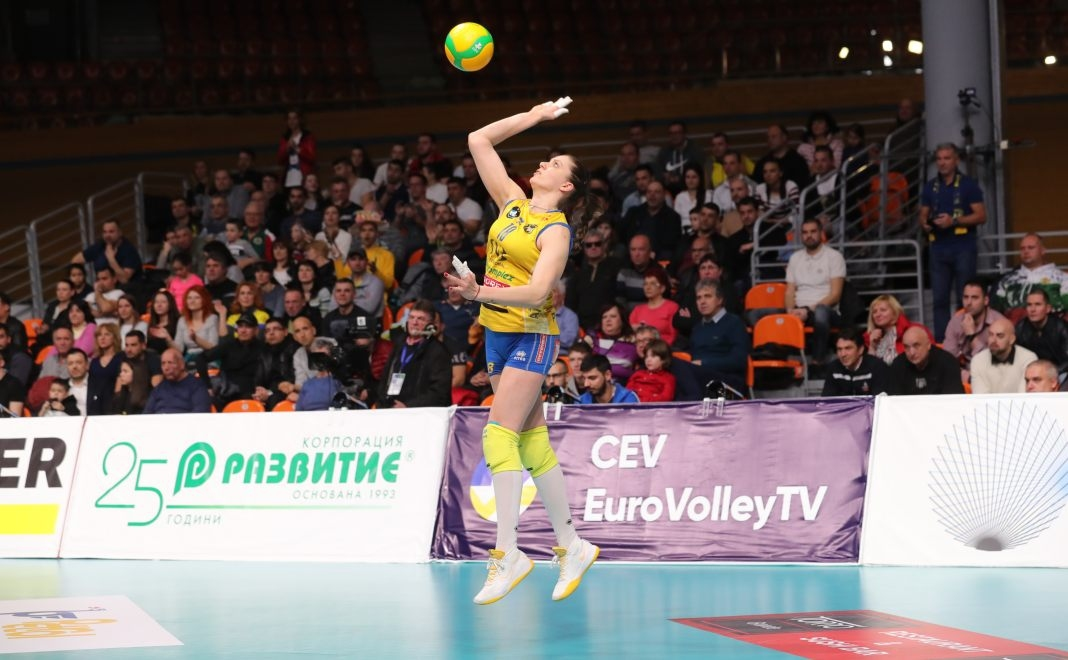 След края на сезон 2019-2020 в Националната волейболна лига, шампионките