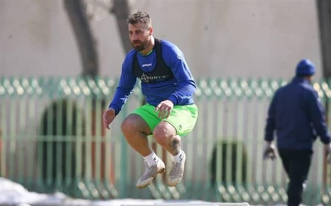Защитникът на националния отбор Николай Бодуров на практика вече е