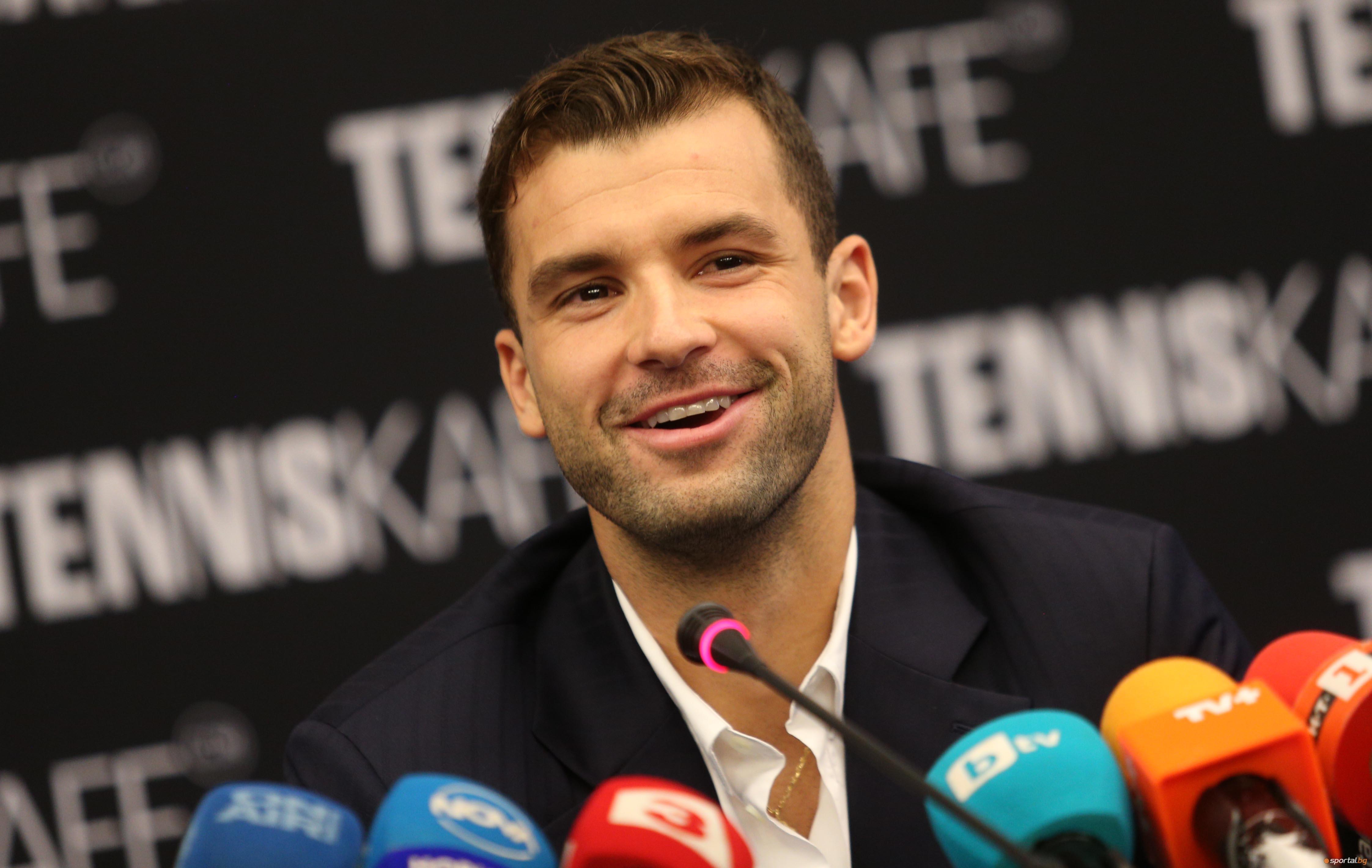 Григор Димитров потвърди пред официалния сайт на ATP, че е