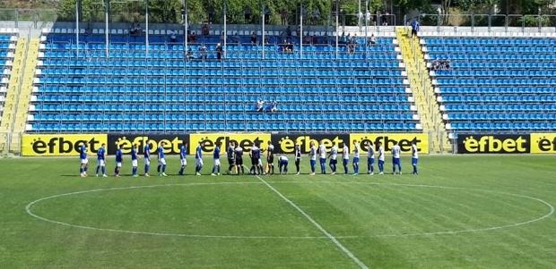 Отборът на Спартак (Варна) започна тренировки от началото на новия