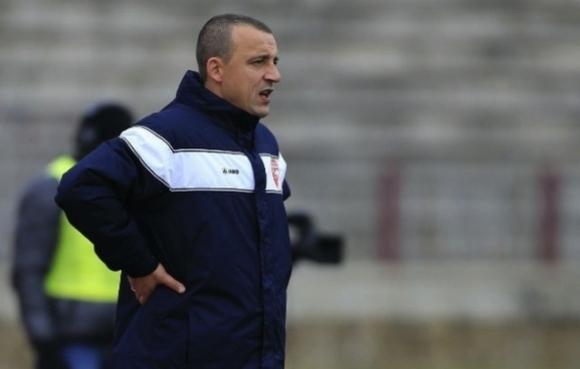 Бившият футболист на Беласица, Левски и Локомотив Пловдив Нешко Милованович