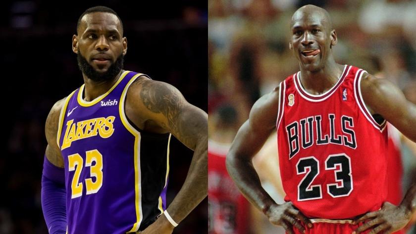 Спорът за това кой е най-великият баскетболист за всички времена