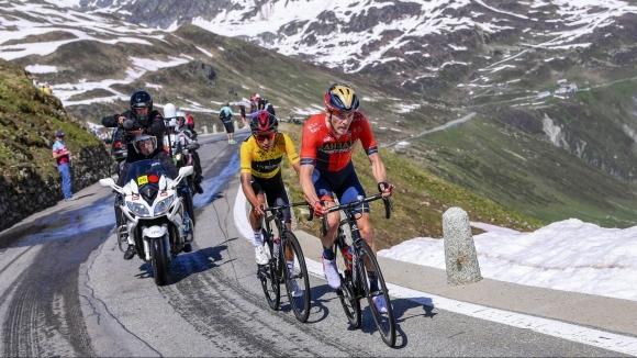 Колоездачната обиколка на Швейцария тази година няма да се проведе