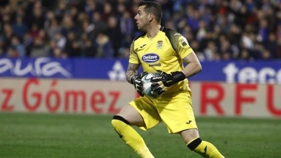 Испанският втородивизионен клуб Фуенлабрада се раздели с титулярния вратар Беил