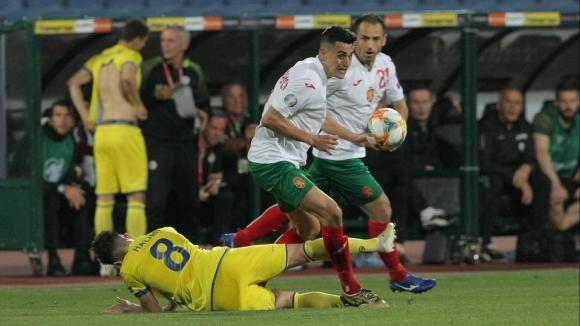Българският национал Георги Костадинов е основен играч на руския Арсенал