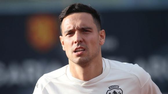 Българският футболен национал Георги Миланов заяви пред