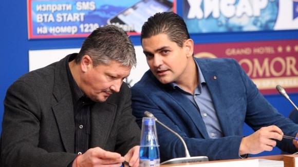 Бившият адвокат на ЦСКА Радостин Василев говори за проблемите в