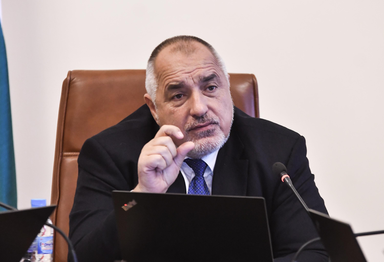 Министър-председателят на България Бойко Борисов заяви, че се надява, че