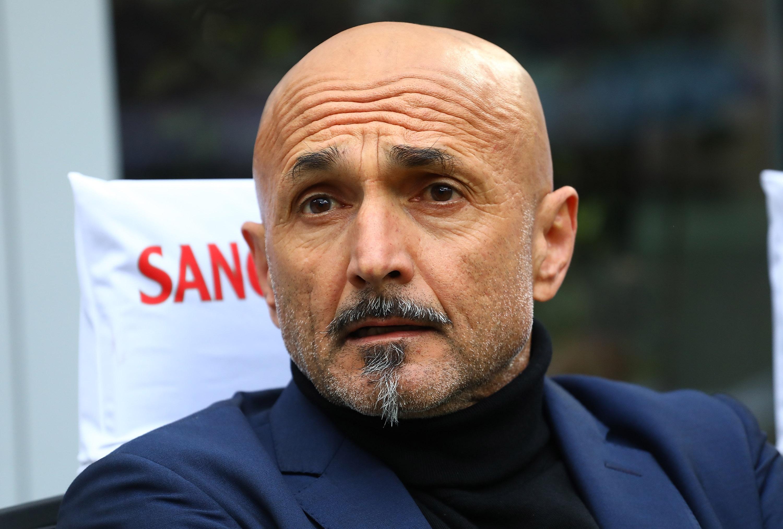 Лучано Спалети, който за последно беше начело на Интер, е