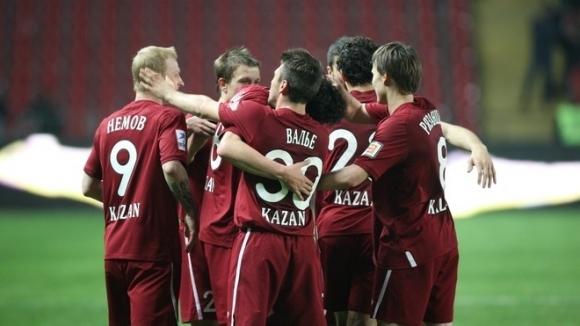 Руският футболен клуб Рубин (Казан) обяви, че се е договорил