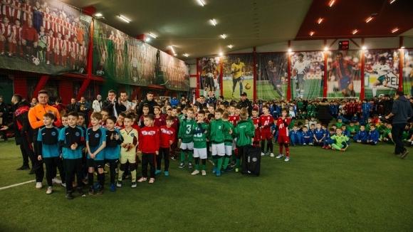 Идеята на БФС да стартира мащабна програма за детски футбол