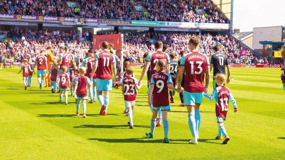 Английският футболен клуб Бърнли може да загуби до 50 милиона