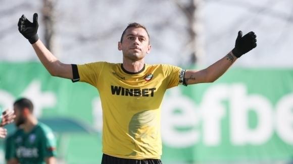 Капитанът на Ботев (Пловдив) Лъчезар Балтанов си припомни с носталгия