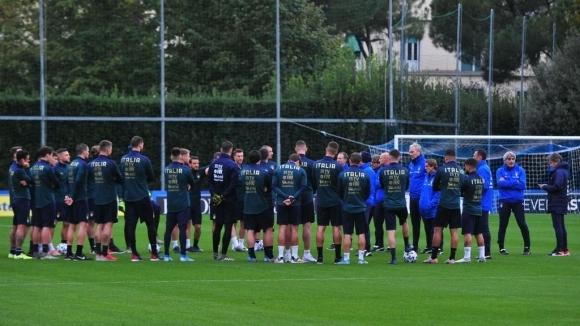 Италианската футболна федерация предостави базата на националния отбор в Коверчано