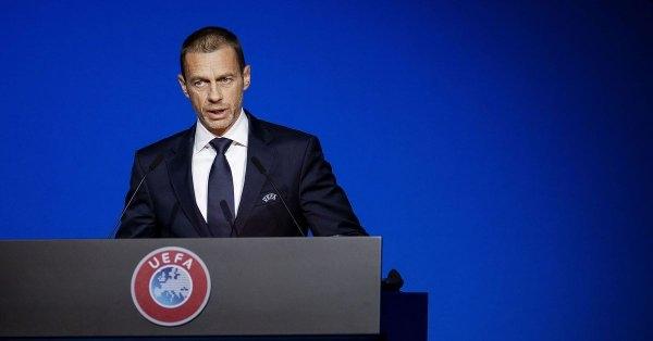 Президентът на УЕФА Александър Чеферин определи краен срок, в който